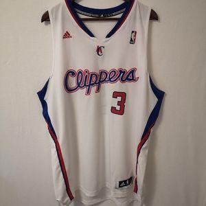 """LA Clippers Jersey """"Chris Paul #3"""" XL +2"""" Length!"""